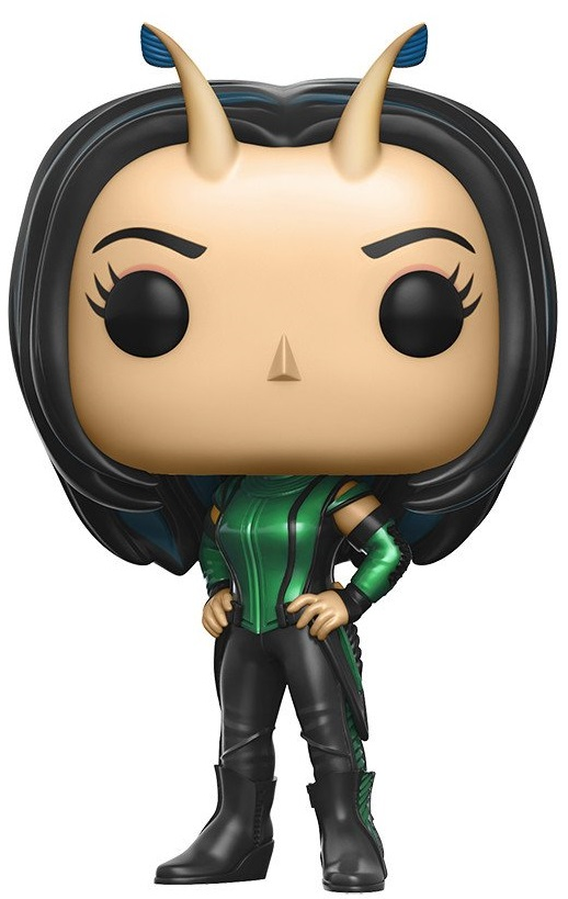 Фигурка Marvel Guardians Of The Galaxy Vol. 2 Funko POP: Mantis Bobble-Head (9,5 см) funko pop marvel loki 36 bobble head wacky wobbler pvc action figure collection toy doll 12cm fkg120