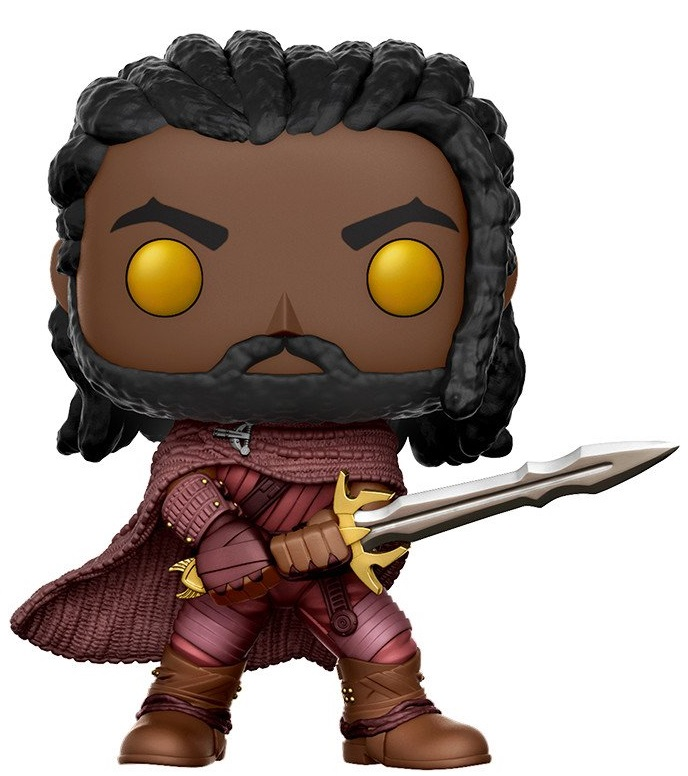 Фигурка Marvel Thor Ragnarok Funko POP: Heimdall Bobble-Head (9,5 см) funko pop marvel loki 36 bobble head wacky wobbler pvc action figure collection toy doll 12cm fkg120