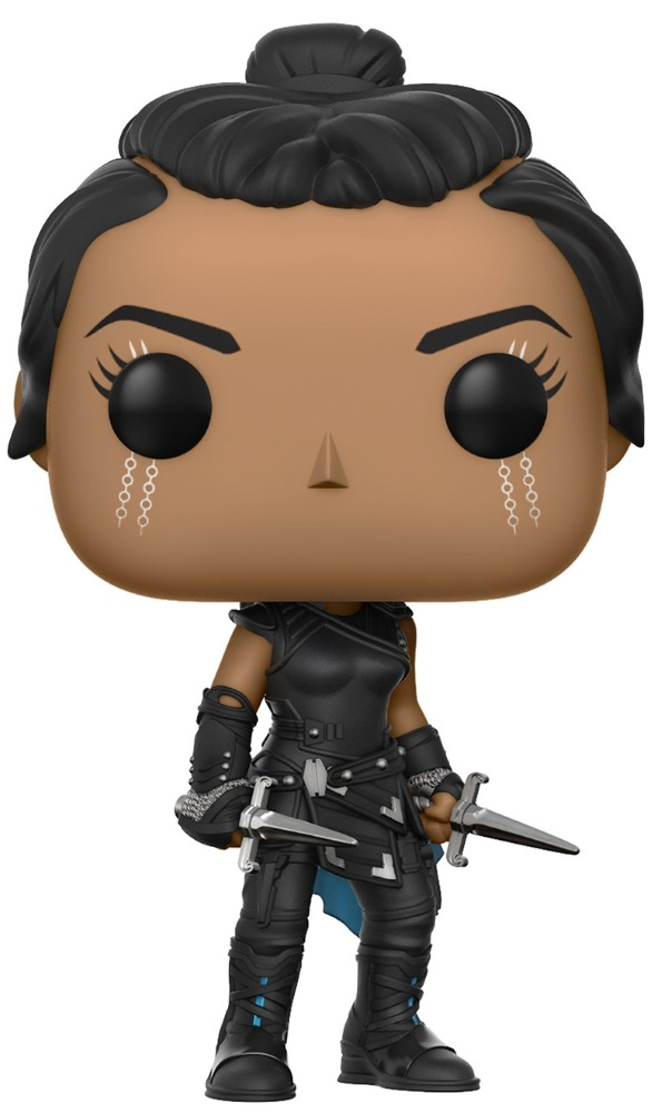 Фигурка Funko POP Marvel: Thor Ragnarok – Valkyrie Bobble-Head (9,5 см) фигурка funko pop bobble marvel black panther nakia