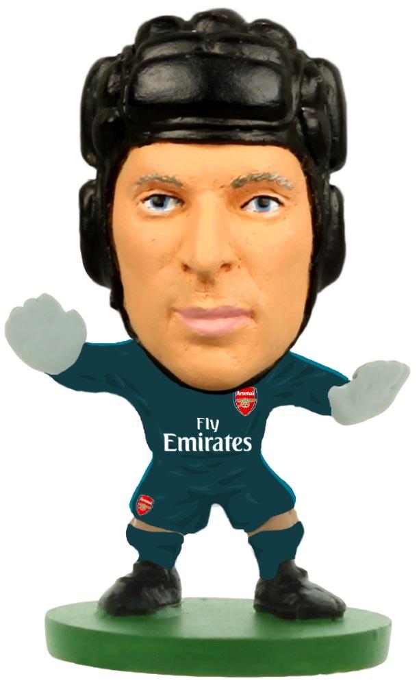 Фигурка Arsenal: Petr Cech Home фигурка футболиста soccerstarz фигурка футболиста
