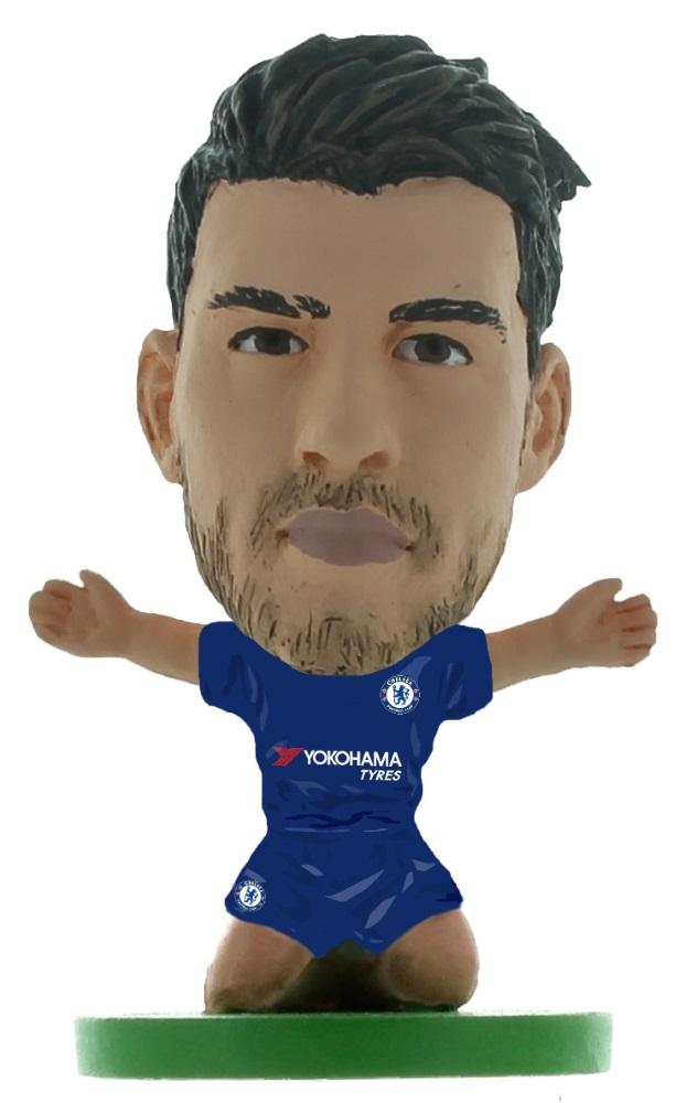 Фигурка Chelsea: Alvaro Morata Home фигурка футболиста soccerstarz фигурка футболиста