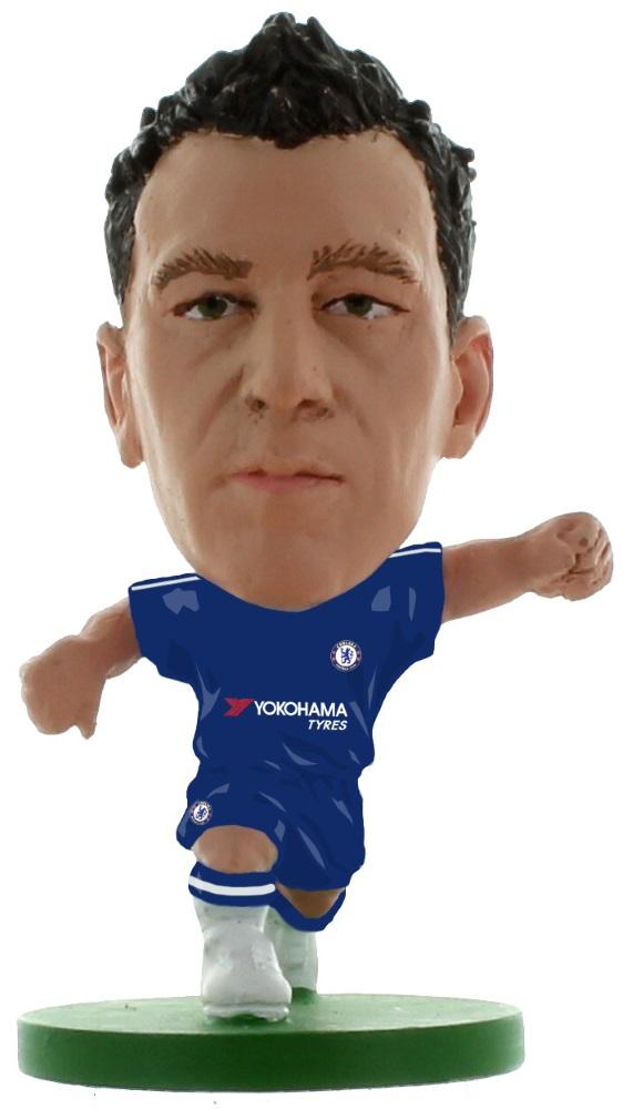 Фигурка Chelsea: John Terry HomeФигурка Chelsea: John Terry Home воплощает английского футболиста, защитника, капитана «Астон Виллы», выступающего в чемпионате Футбольной лиги Англии, бывшего капитана сборной Англии и лондонского «Челси», Джона Терри.<br>