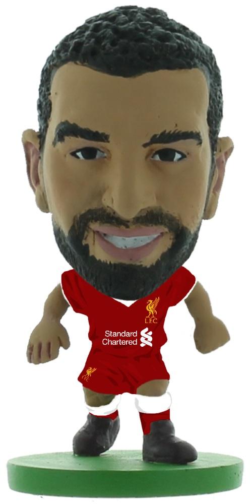 Фигурка Liverpool: Mohamed Salah Home фигурка футболиста soccerstarz фигурка футболиста