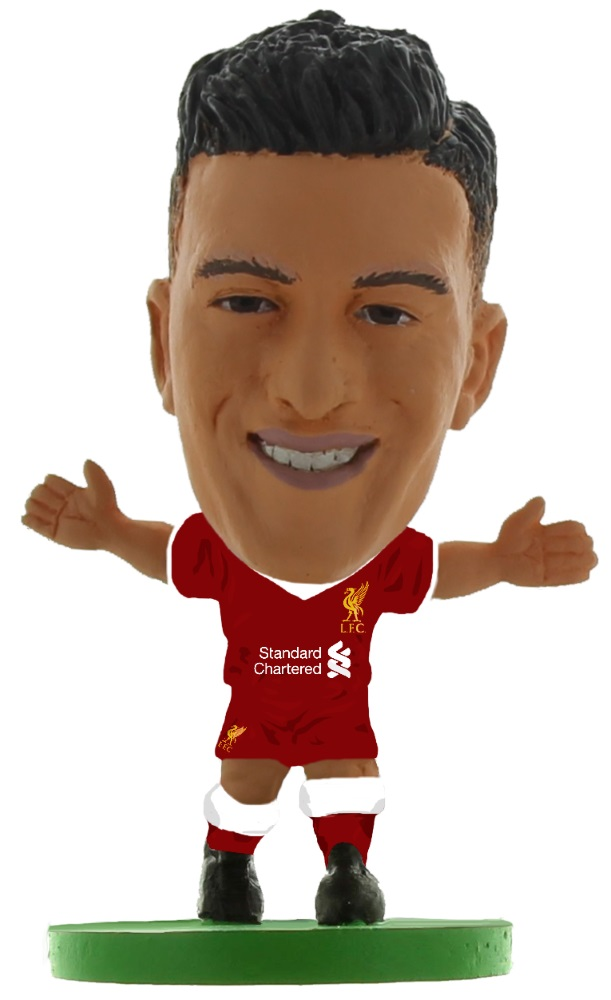 Фигурка Liverpool: Philippe Coutinho Home фигурка футболиста soccerstarz фигурка футболиста
