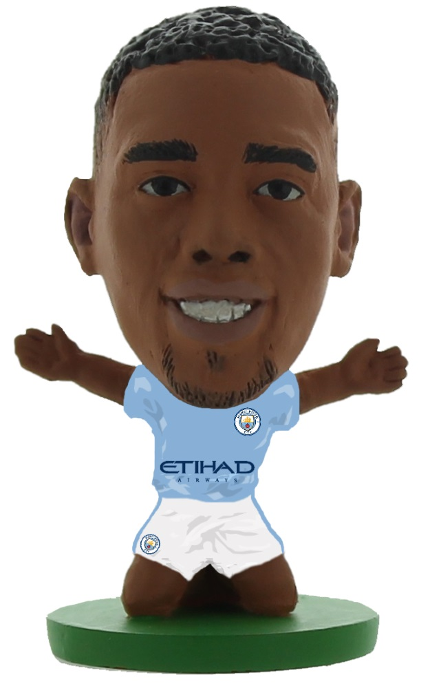Фигурка Manchester City: Gabriel Jesus Home home style by city