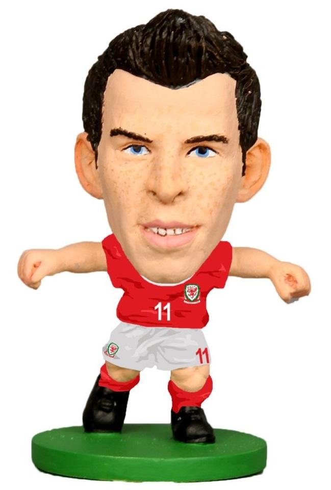 Фигурка Wales: Gareth Bale школьные рюкзаки target collection рюкзак цвета сборной real madrid реал мадрид