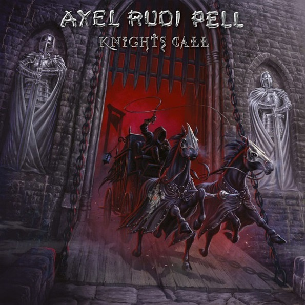 Axel Rudi Pell – Knights Call (2 LP) олимпийка nike squad knit jkt jr 645900 451