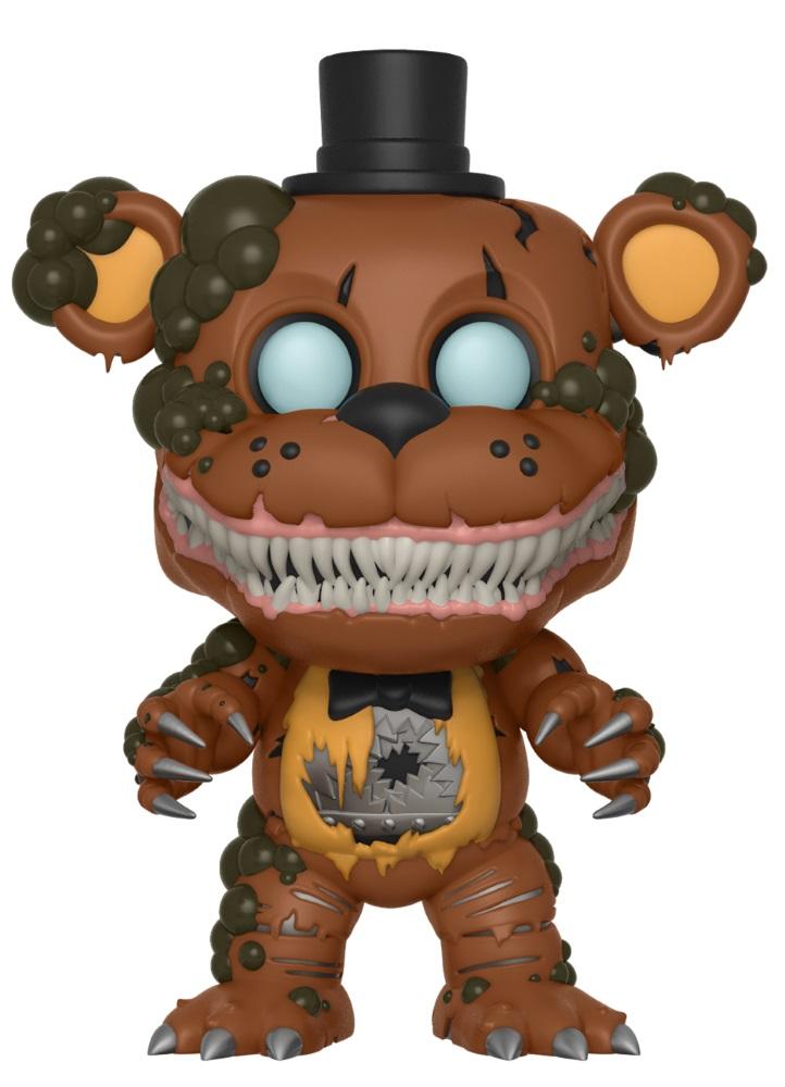 Фигурка Funko POP Books: Five Nights At Freddy's The Twisted Ones – Twisted Freddy (9,5 см) цена