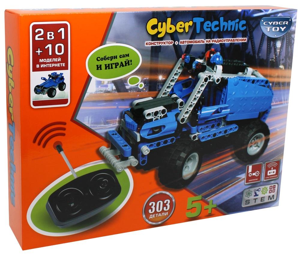 Конструктор на радиоуправлении CyberTechnic: Модель №7781Конструктор на радиоуправлении CyberTechnic: Модель №7781 – это конструктор и автомобиль на радиоуправлении, инструкции прилагаются. Более 10 моделей и инструкций для них на сайте в интернете.<br>