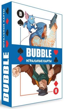 Карты игральные Bubble карты игральные коллекционные piatnik берлин 55 карт 1619