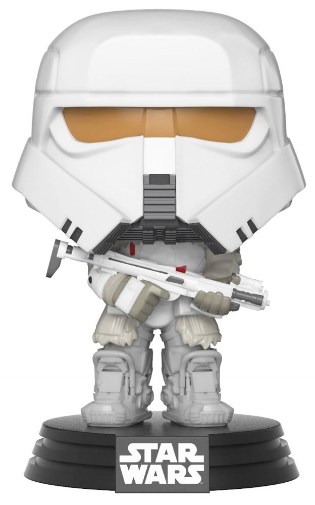 Купить со скидкой Фигурка Funko POP: Star Wars Solo – Range Trooper Bobble-Head (9,5 см)