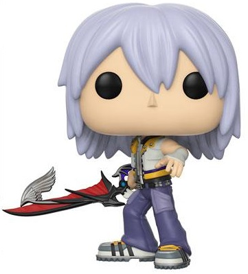 Фигурка Kingdom Hearts Funko POP: Riku (9,5 см)