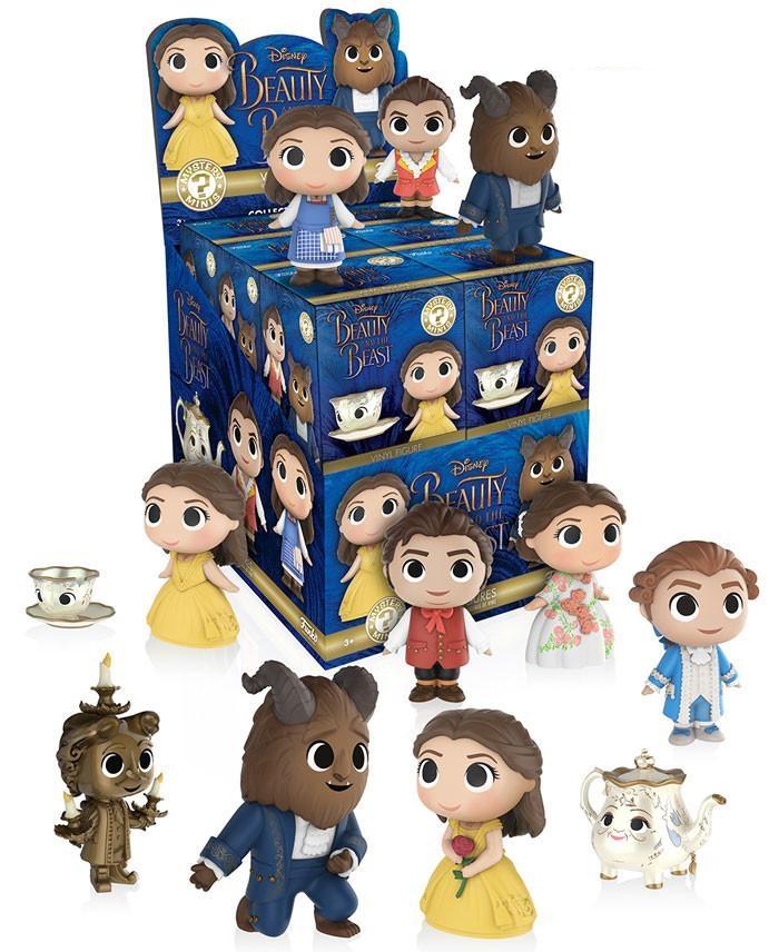 Фигурка Disney Beauty And The Beast: Mystery Minis Blind Box (1 шт. в ассортименте) фигурка funko pop disney beauty and the beast – beast 9 5 см