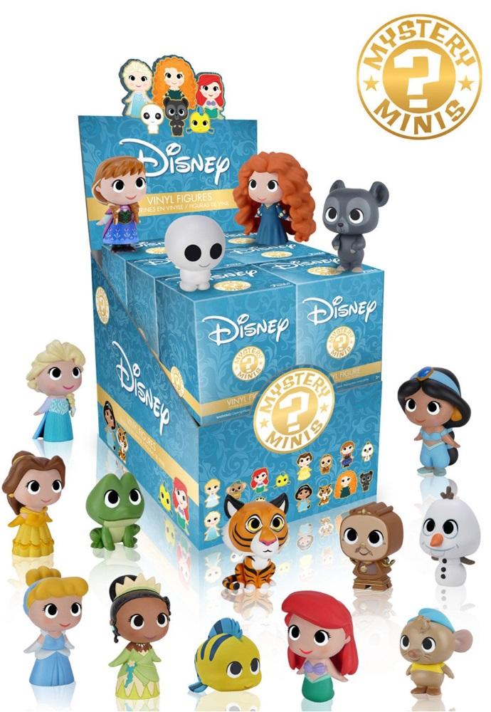 Фигурка Disney: Mystery Minis Blind Box (в ассортименте) фигурка mystery mini gears of war в ассортименте