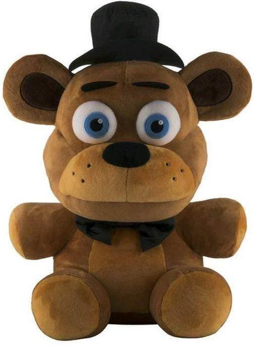 Мягкая игрушка Five Nights At Freddy's: Freddy With Tray (40 см) подушка printio five nights at freddy s файф найт эт фредди