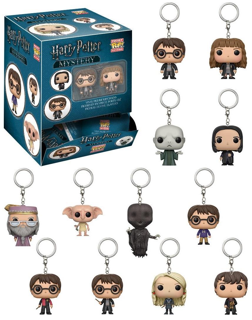 Брелок Harry Potter: Mystery Minis Blind Box (1 шт. в ассортименте) 1 box harry potter candy 1 6 oz 1 bean boozled 1 2oz