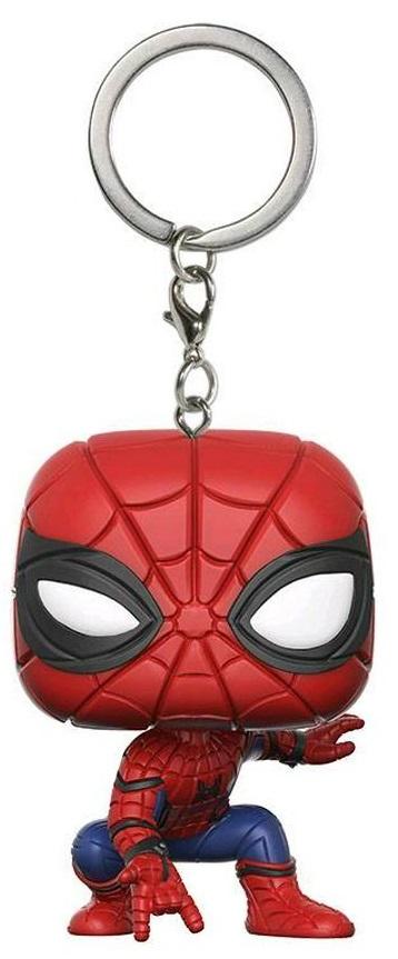 Брелок Funko POP: Marvel Spider-Man Homecoming – Spider-Man spider man marvel ultimate zoom n go spider cycle