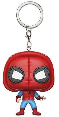 Брелок Funko POP: Marvel Spider-Man Homecoming – Spider-Man Homemade spider man marvel ultimate zoom n go spider cycle