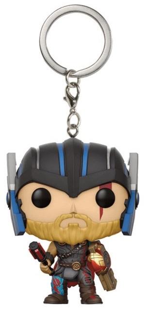 Брелок Funko POP: Marvel Thor Ragnarok – Thor фигурка героя мультфильма toys daddy 12 marvel funko brinquedos 12cm marvel funko pop loki gold helmet pvc the dark world thor