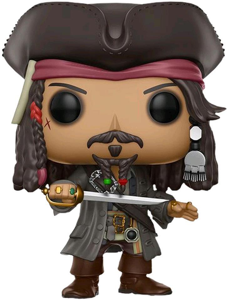 Фото Фигурка Pirates Of The Caribbean Dead Men Tell No Tales Funko POP: Jack Sparrow (9,5 см)