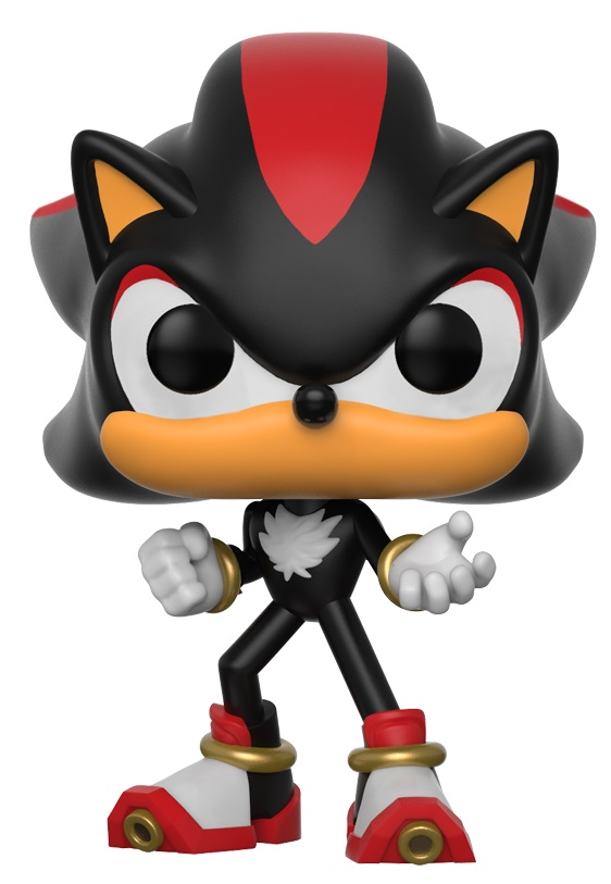 Фигурка Funko POP Games: Sonic The Hedgehog – Shadow (9,5 см) new hot 10cm q version sonic the hedgehog mobile action figure toys collection christmas toy doll