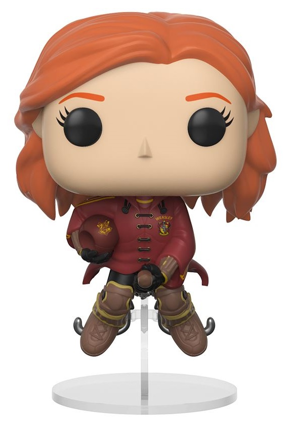 Фигурка Harry Potter Ginny Funko POP: Weasley On Broom (9,5 см) funko pop original 10cm boxed harry potter
