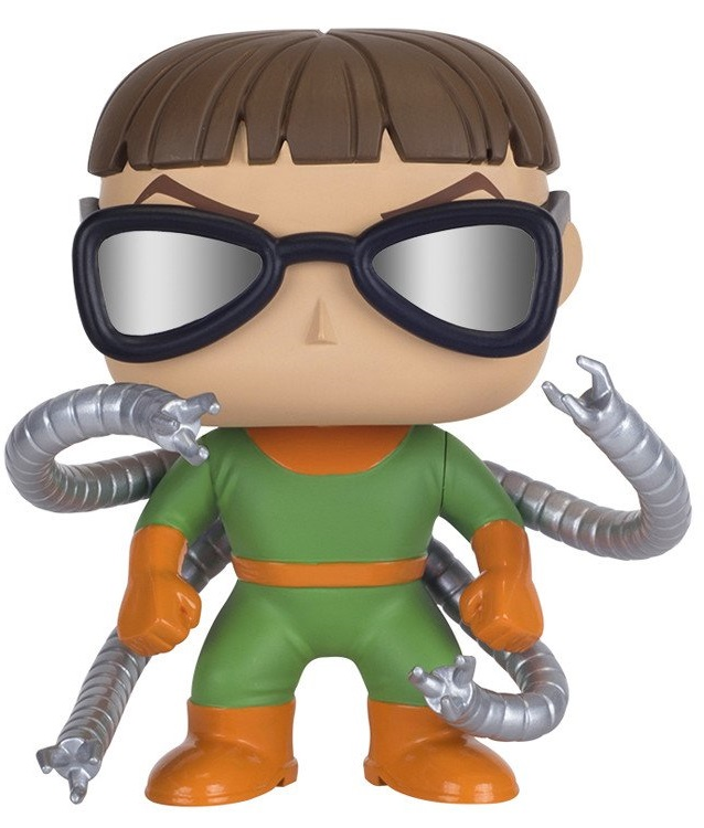 Фигурка Funko POP: Marvel – Doctor Octopus Bobble-Head (9,5 см) цена