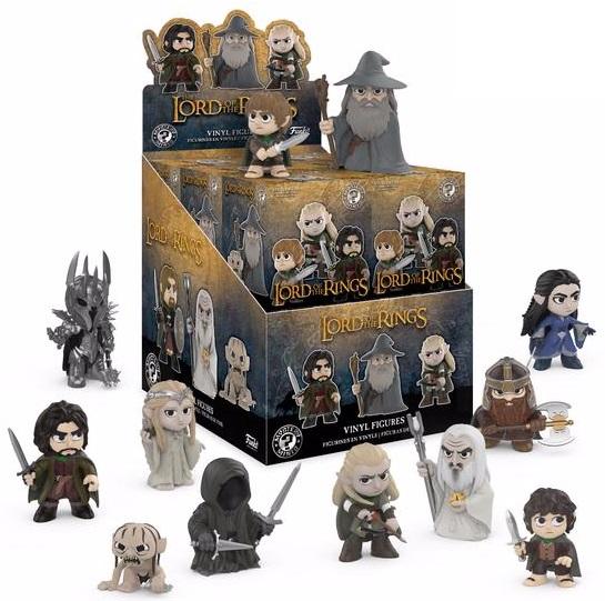 Фигурка The Lord Of The Rings: Mystery Minis Blind Box (в ассортименте) майка классическая printio властелин колец lord of the rings