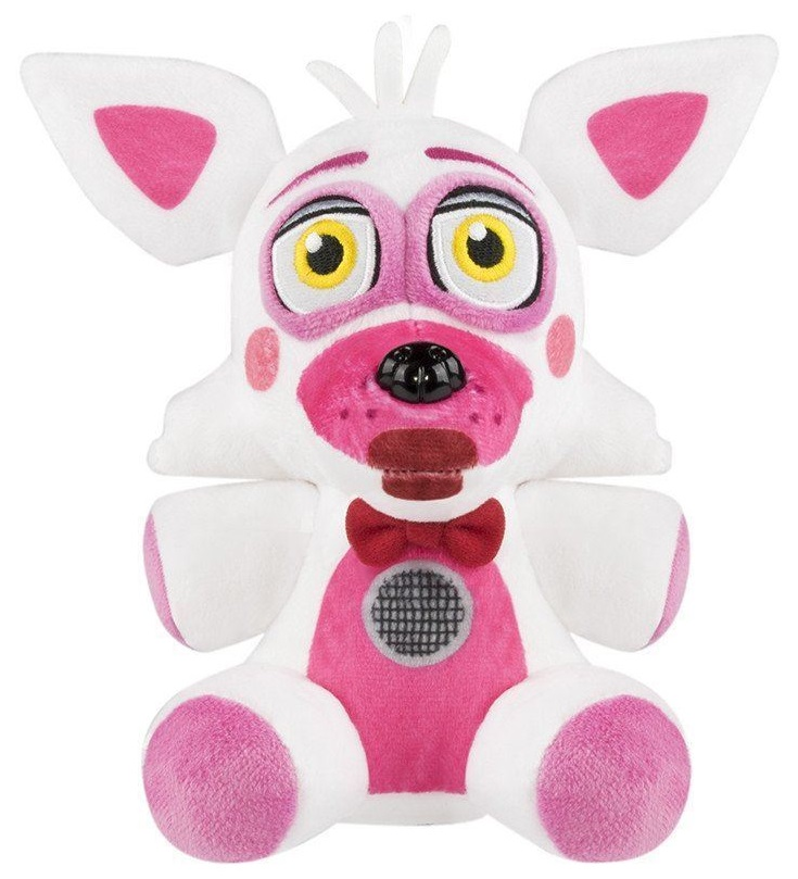 Мягкая игрушка Five Nights At Freddy's Sister Location: Funtime Foxy (15 см)