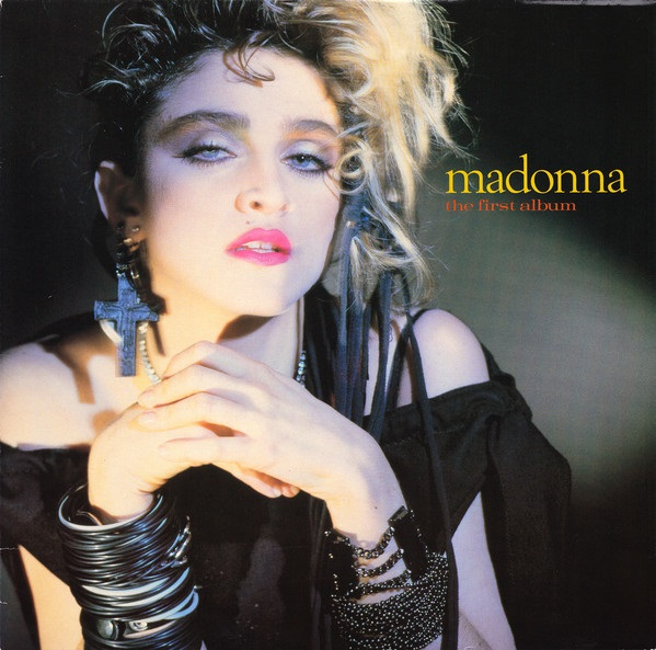 Madonna – The First Album (LP) cd modern talking the first second album