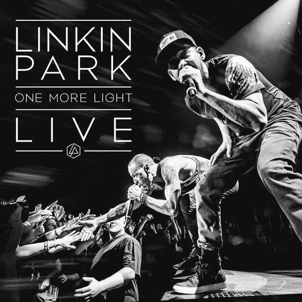 Linkin Park – One More Light Live (2 LP) one more light cd
