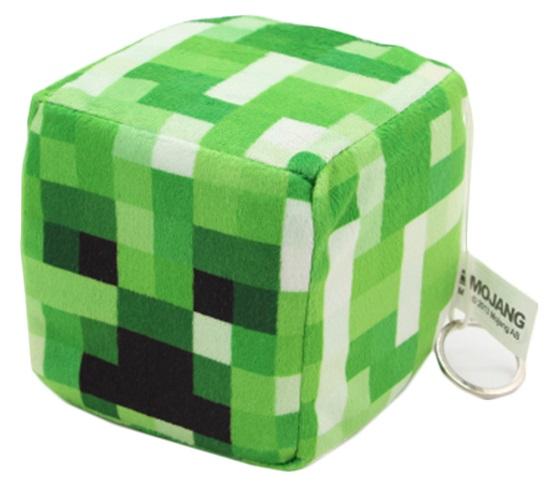 Мягкая игрушка Куб: Creeper (10 см)