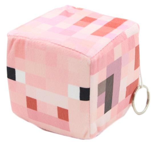 Мягкая игрушка Куб: Pig (10 см)