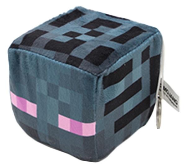 Мягкая игрушка Куб: Enderman (10 см)