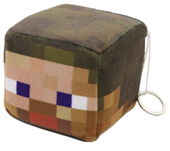 Мягкая игрушка Куб: Steve (10 см)