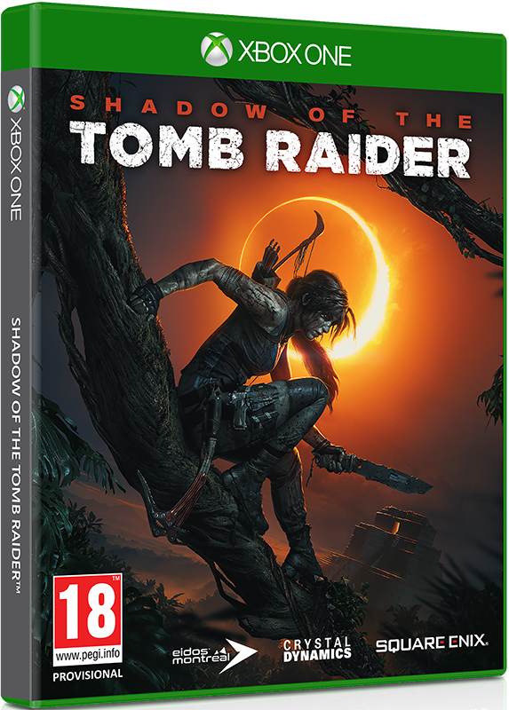 Shadow of the Tomb Raider [Xbox One] игра для xbox microsoft rise of the tomb raider