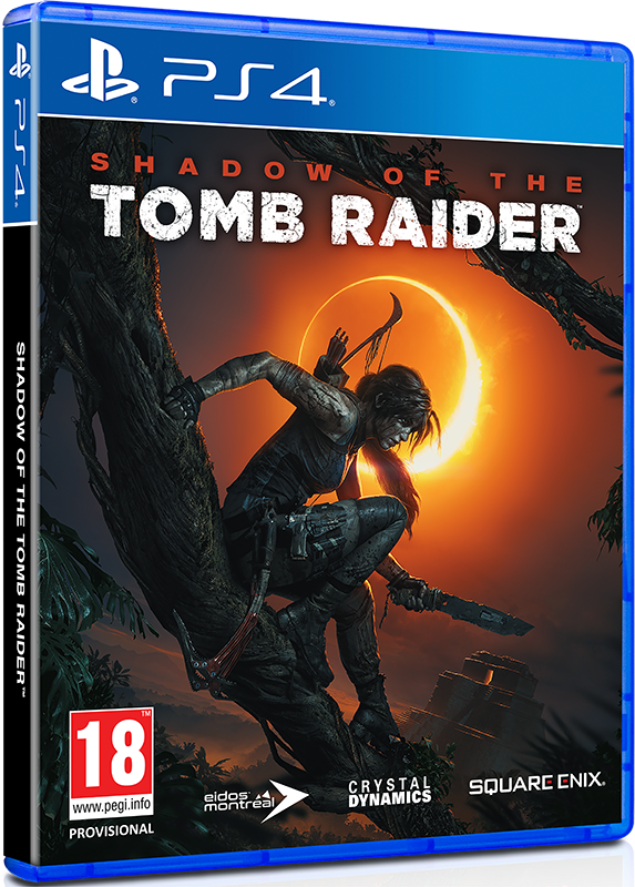 Shadow of the Tomb Raider [PS4] видеоигра для pc медиа rise of the tomb raider 20 летний юбилей