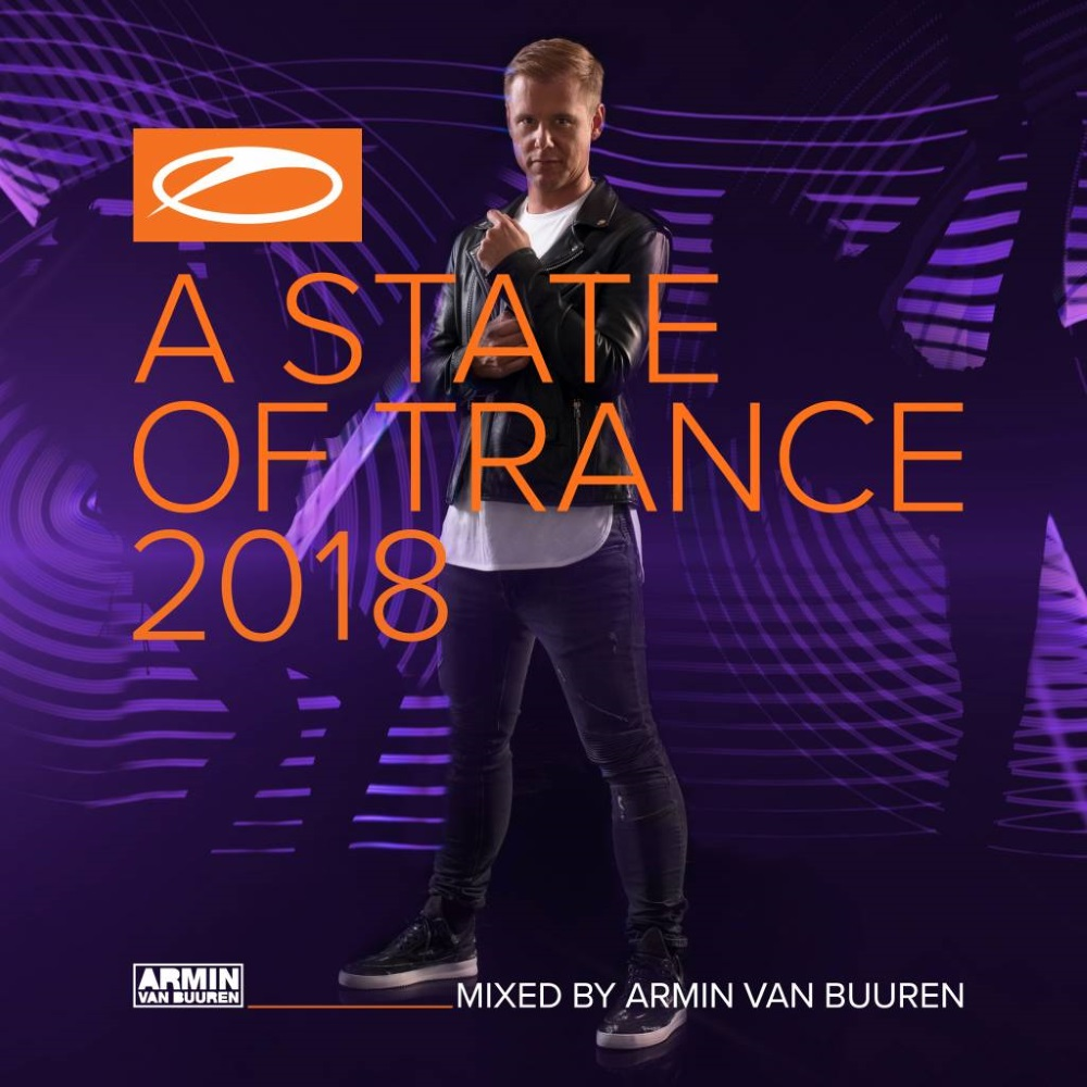 Armin Van Buuren – A State Of Trance 2018 (2 CD) a state of trance 15 years 2 cd