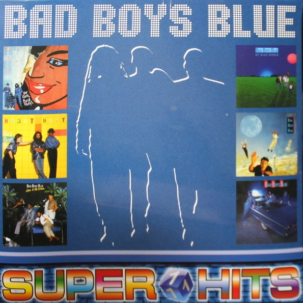 Bad Boys Blue – Super Hits 1 (LP)