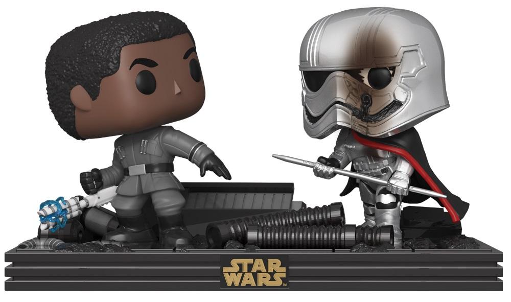 Фигурка Funko POP: Star Wars Rematch On The Supremacy – Movie Moments (9,5 см)