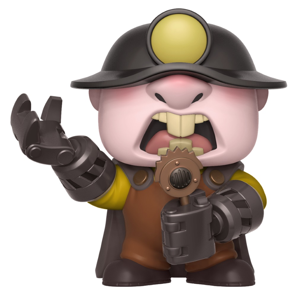 Фигурка Funko POP: Disney / Pixar Incredibles 2 – Underminer (9,5 см)