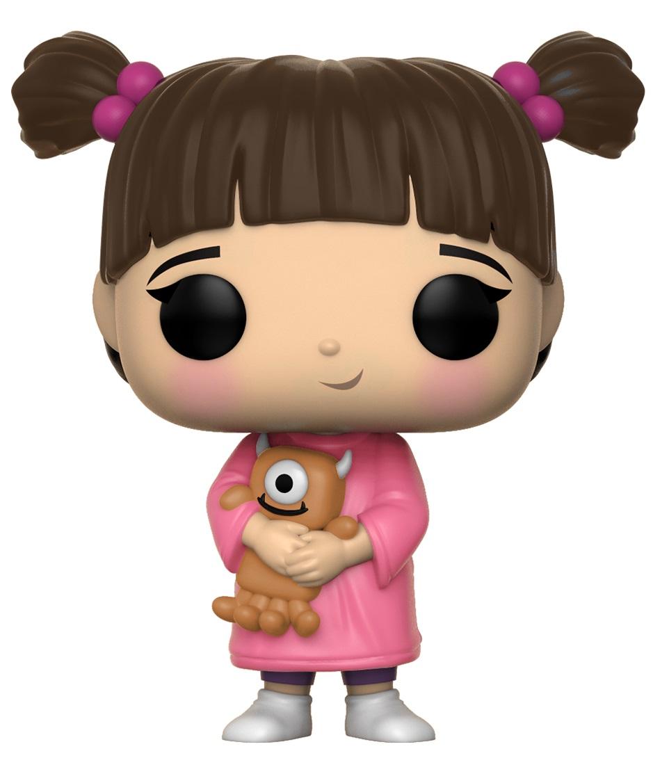 Фигурка Disney Pixar Monsters Funko POP: Boo (9,5 см) корпорация монстров