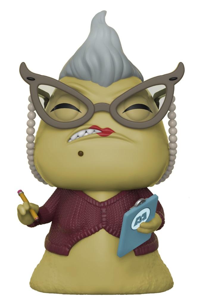 Фигурка Disney Pixar Monsters Funko POP: Roz (9,5 см) корпорация монстров