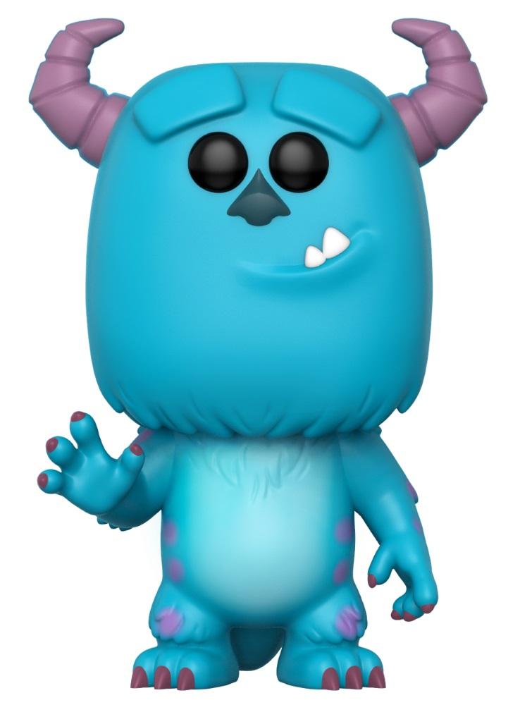 Фигурка Disney Pixar Monsters Funko POP: Sulley (9,5 см) корпорация монстров