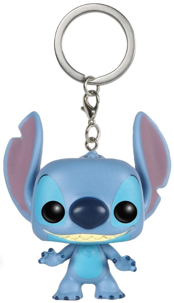 Брелок Disney Funko POP: StitchБрелок Disney Funko POP: Stitch воплощает собой главного персонажа франшизы «Лило и Стич».<br>