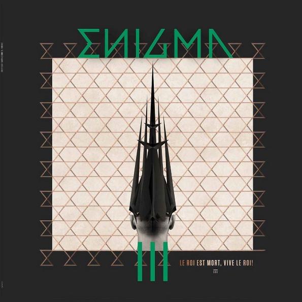 Enigma – Le Roi Est Mort, Vive Le Roi! (LP)