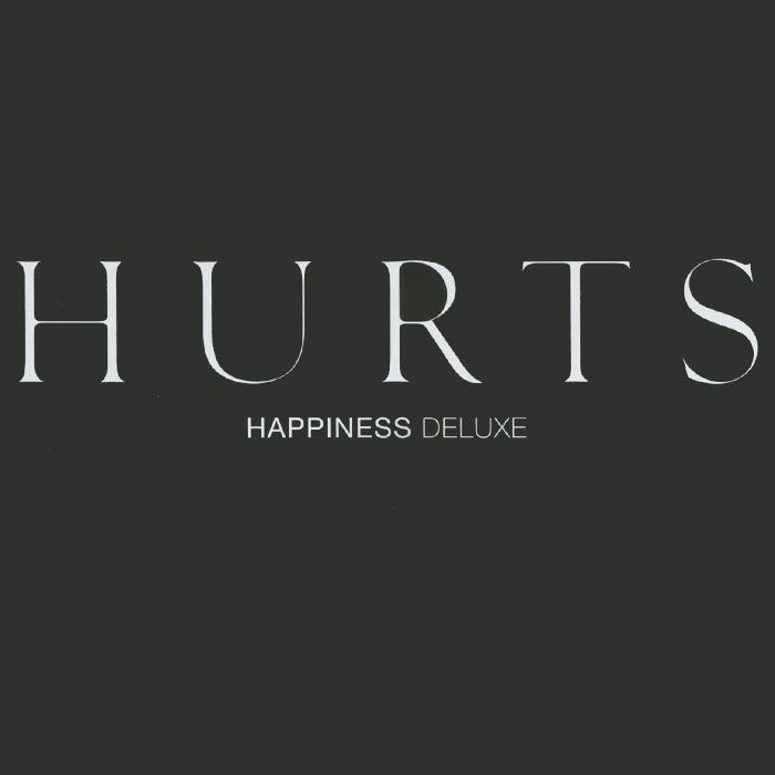 Hurts – Happiness. Deluxe (CD + DVD) hurts – desire cd