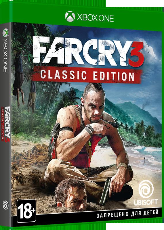 Far Cry 3. Classic Edition [Xbox One] sleeping dogs definitive edition xbox one