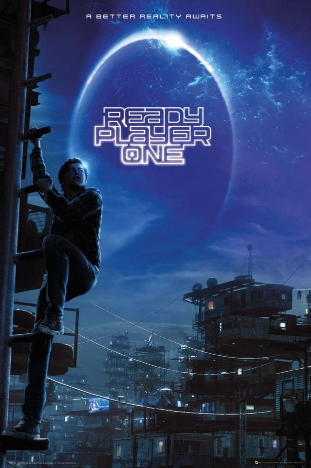 Плакат Ready Player One: One Sheet (№147) фото
