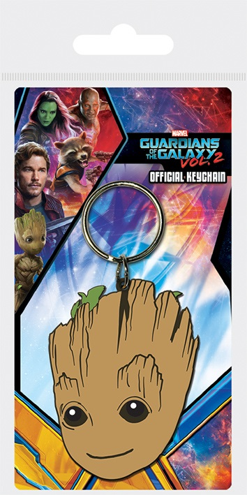 Брелок Guardians Of The Galaxy Vol. 2: Baby Groot guardians of the galaxy road to annihilation vol 1